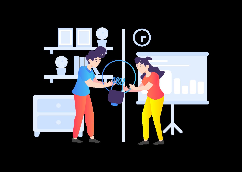 SEO-unlimited-Illustration-Idea-Startup