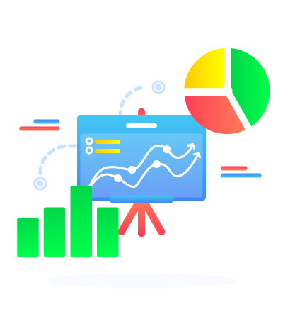 SEO-unlimited-Services-Illustration-Analytic-Graph-Charts
